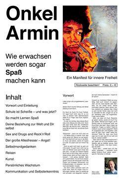 ONKEL ARMIN von Rott,  Armin