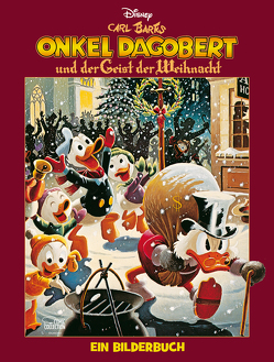 Onkel Dagobert und der Geist der Weihnacht von Barks,  Carl, Fuchs,  Dr. Erika