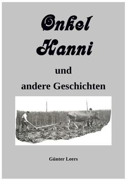 Onkel Hanni und andere Geschichten von Leers,  Günter