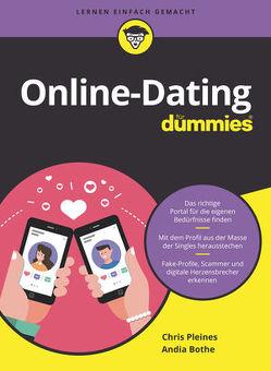Online-Dating für Dummies von Bothe,  Andia, Pleines,  Chris