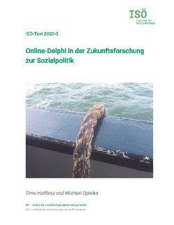 Online-Delphi in der Zukunftsforschung zur Sozialpolitik von Hutflesz,  Timo, Opielka,  Michael