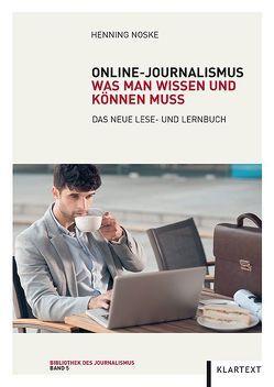 Online-Journalismus von Noske,  Henning