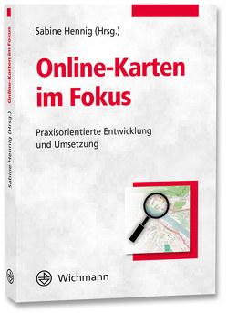 Online-Karten im Fokus von Hennig,  Sabine