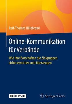 Online-Kommunikation für Verbände von Hillebrand,  Ralf-Thomas