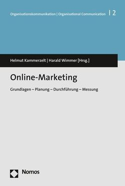 Online-Marketing von Kammerzelt,  Helmut, Wimmer,  Harald