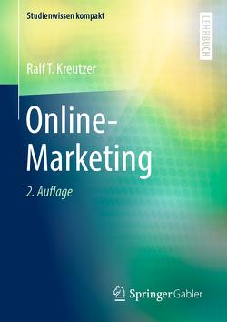 Online-Marketing von Kreutzer,  Ralf T.