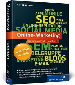 Online-Marketing von Kerst,  Valentina