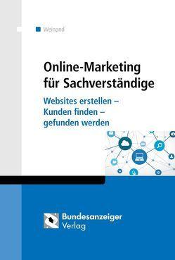 Online-Marketing für Sachverständige von Reppelmund,  Hildegard, Weinand,  Kim