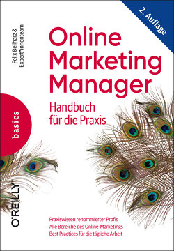 Online-Marketing-Manager von Beilharz,  Felix