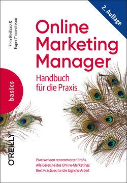 Online-Marketing-Manager von Beilharz,  Felix