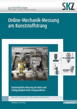 Online-Mechanik-Messung am Kunststoffstrang von SKZ,  Das Kunststoff-Zentrum