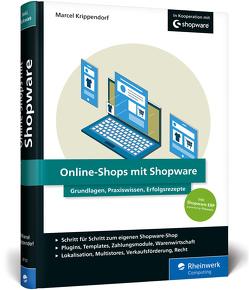 Online-Shops mit Shopware von Krippendorf,  Marcel