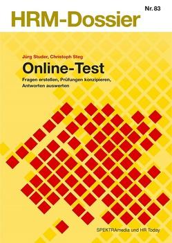 Online-Test von Steg,  Christoph, Studer,  Juerg