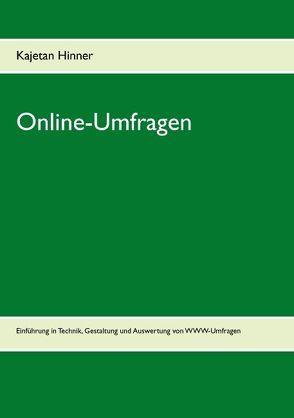 Online-Umfragen von Hinner,  Kajetan