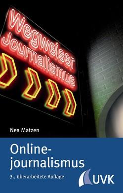 Onlinejournalismus von Matzen,  Nea