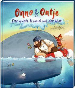 Onno & Ontje (Bd. 3) von Langenbeck,  Alexandra, Springer,  Thomas