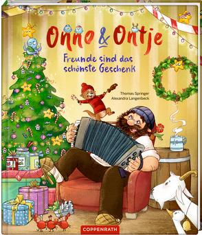 Onno & Ontje (Bd. 4) von Langenbeck,  Alexandra, Springer,  Thomas