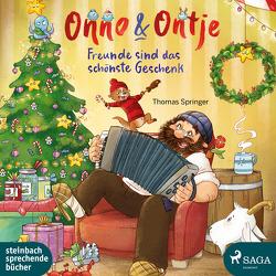 Onno & Ontje – Freunde sind das schönste Geschenk (Band 4) von Langenbeck,  Alexandra, Springer, Thomas