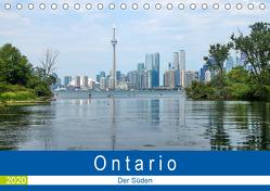 Ontario – Der Süden (Tischkalender 2020 DIN A5 quer) von Otto,  Jakob