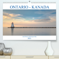 Ontario Kanada, Lake Huron und Georgian Bay (Premium, hochwertiger DIN A2 Wandkalender 2021, Kunstdruck in Hochglanz) von Kruse,  Joana