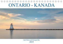 Ontario Kanada, Lake Huron und Georgian Bay (Tischkalender 2019 DIN A5 quer) von Kruse,  Joana