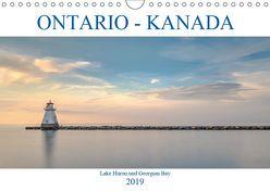 Ontario Kanada, Lake Huron und Georgian Bay (Wandkalender 2019 DIN A4 quer) von Kruse,  Joana