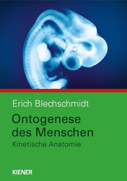Ontogenese des Menschen von Blechschmidt,  Erich