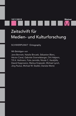 Ontography von Engell,  Lorenz, Siegert,  Bernhard