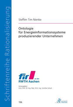 Ontologie für Energieinformationssysteme produzierender Unternehmen von Nienke,  Steffen Tim