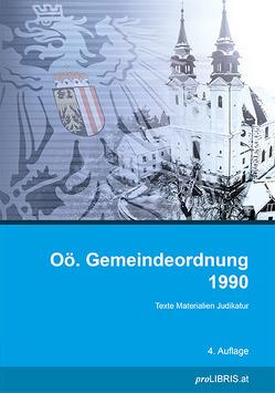 Oö. Gemeindeordnung 1990 von proLIBRIS VerlagsgesmbH