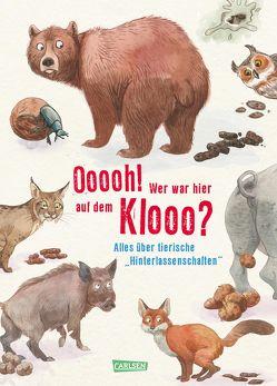 Ooooh! Wer war hier auf dem Klooo? von Almon,  Claire, Hübner,  Inga, Seed,  Andy