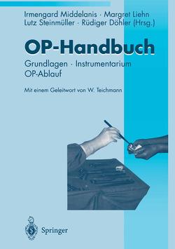 OP-Handbuch von Döhler,  J. Rüdiger, Liehn,  Margret, Middelanis-Neumann,  Irmengard, Steinmüller,  Lutz, Teichmann,  W.
