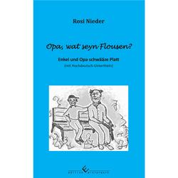 Opa, wat seyn Flousen? von Nieder,  Rosi