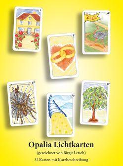 Opalia Lichtkarten von Guhr-Biermann,  Sabine, Letsch,  Birgit