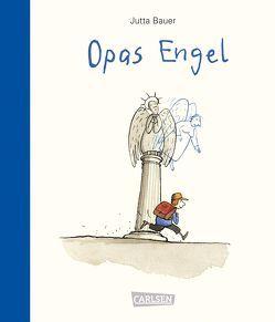 Opas Engel – Sonderausgabe mit Schutzumschlag von Bauer,  Jutta