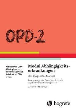 OPD-2 – Modul Abhängigkeitserkrankungen