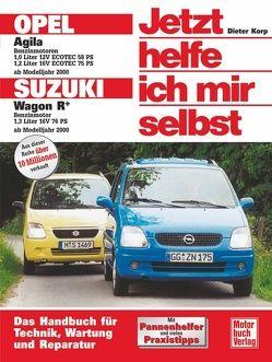 Opel Agila / Suzuki Wagon R+ von Schröder,  Friedrich