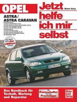 Opel Astra G von Korp,  Dieter