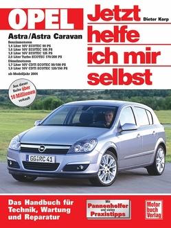 Opel Astra H von Korp,  Dieter