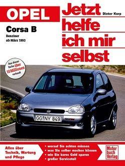 Opel Corsa B von Korp,  Dieter