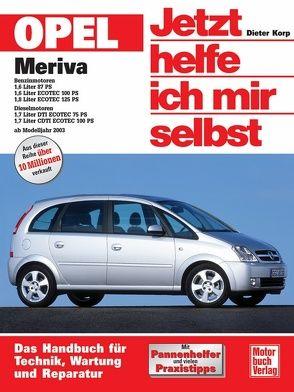 Opel Meriva von Korp,  Dieter