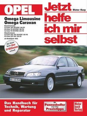 Opel Omega B von Schröder,  Friedrich