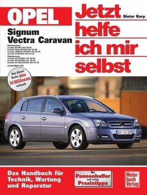 Opel Signum / Vectra C Caravan von Korp,  Dieter