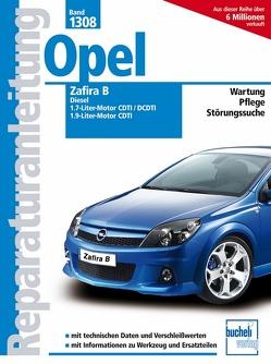 Opel Zafira B, Diesel