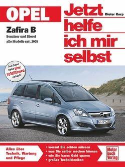 Opel Zafira B von Korp,  Dieter