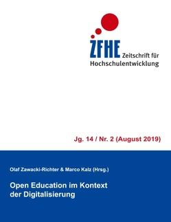 Open Education im Kontext der Digitalisierung von Kalz,  Marco, Zawacki-Richter,  Olaf
