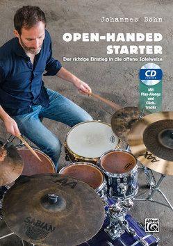 Open-Handed Starter von Böhn,  Johannes