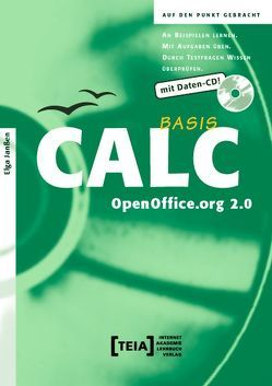 Open Office.org 2.0 Calc Basis von Janssen,  Elga
