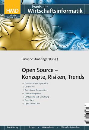 Open Source – Konzepte, Risiken, Trends von Strahringer,  Susanne