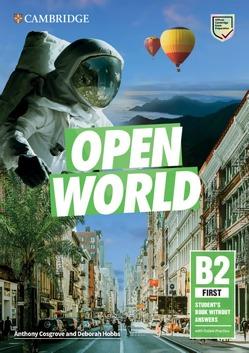 Open World First